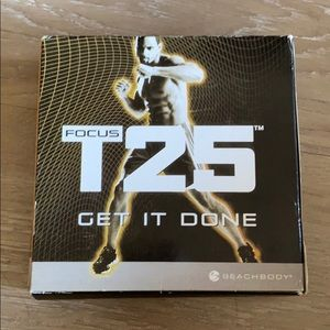 beach body focus t25